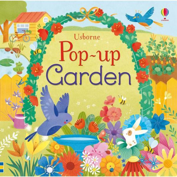 Sách - Pop-Up Garden