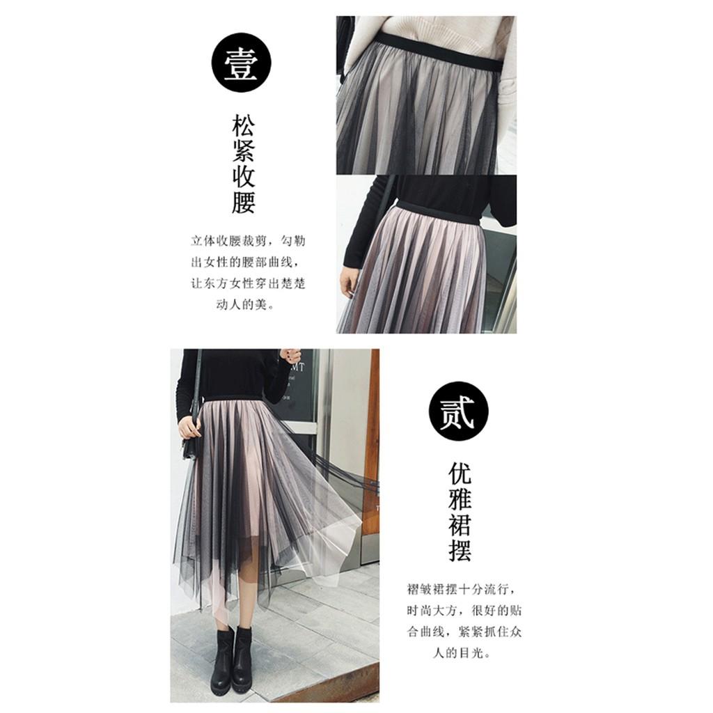 Mặc gì đẹp: Tung bay với Váy xòe 3 lớp voan thiết kế tinh tế cho nữ