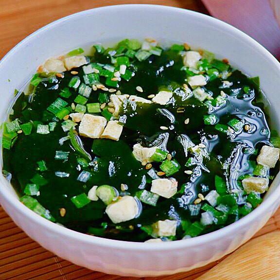 {Sale sốc} Rong biển sấy khô wakame Nhật công ty Seaweed nấu mì nấu canh súp trộn gỏi sushi salad đắp mặt nạ ngon bổ