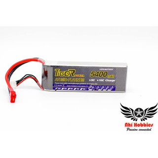 Pin Tiger 11.1V 5400mah 30C