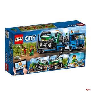 bộ đồ chơi lắp ráp lego hình xe tải