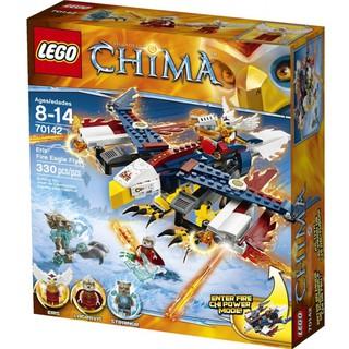 Lego Chima – Máy Bay Chiến Đấu Lửa Của Eris (70142)