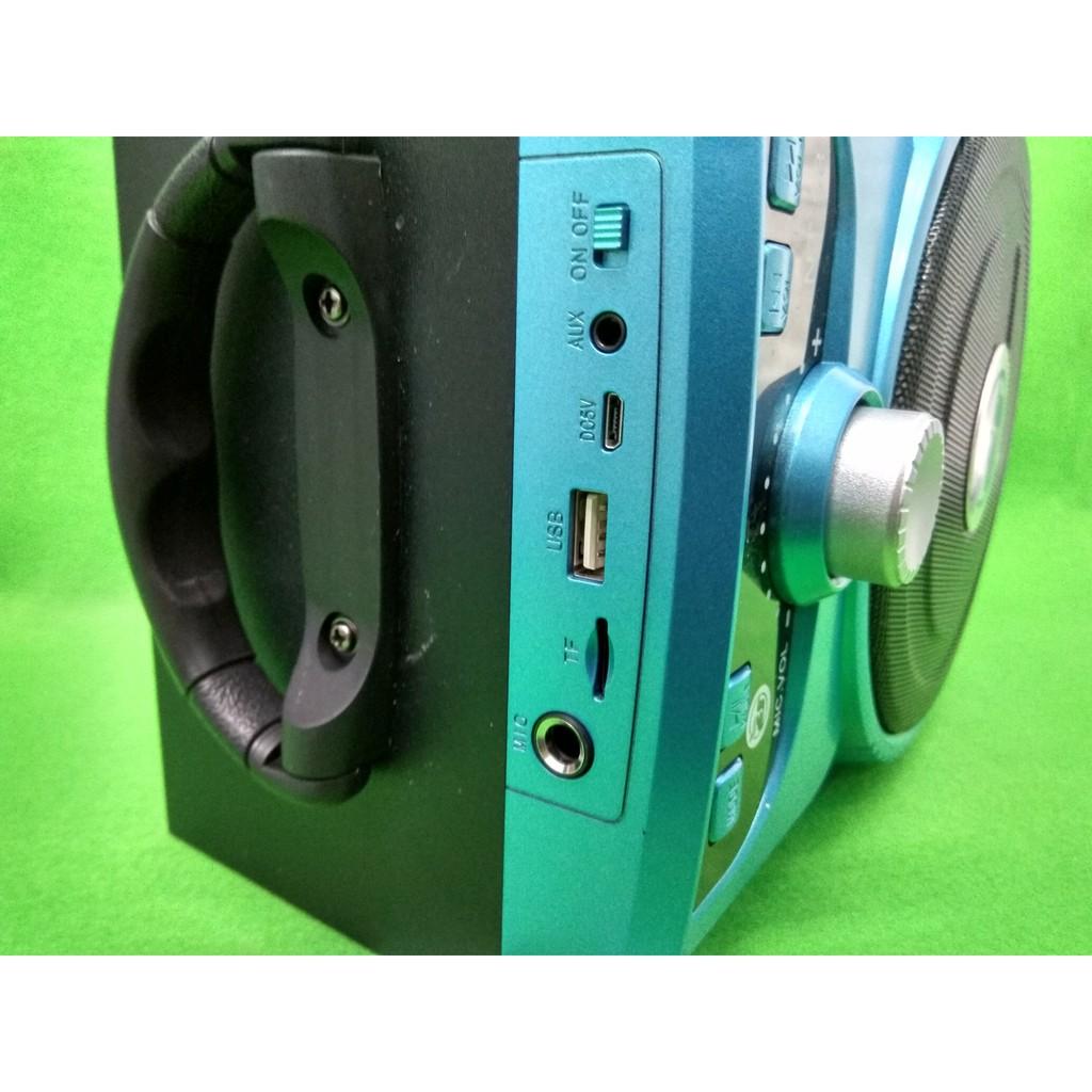 Loa Bluetooth Karaoke với kích thước gọn + 1 Mic dây Arirang - 22793717 , 1668143696 , 322_1668143696 , 420000 , Loa-Bluetooth-Karaoke-voi-kich-thuoc-gon-1-Mic-day-Arirang-322_1668143696 , shopee.vn , Loa Bluetooth Karaoke với kích thước gọn + 1 Mic dây Arirang