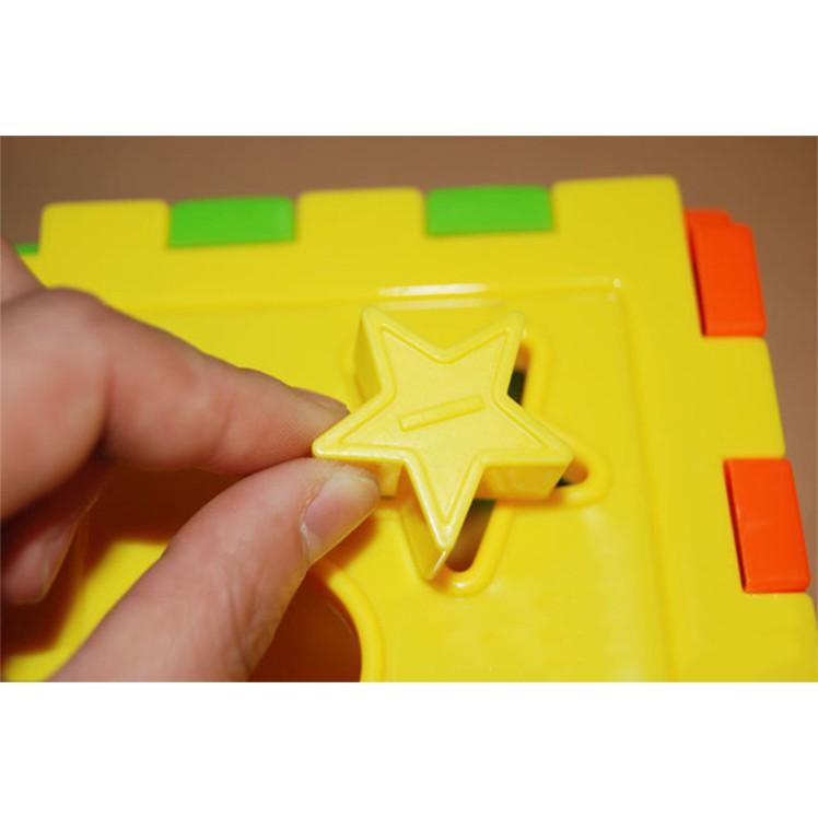 Đồ chơi xếp hình lập phương Cho bé
