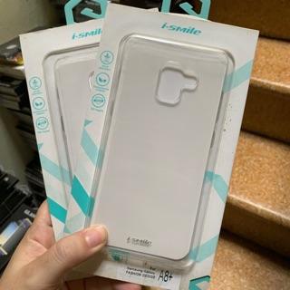 Ốp dẻo hãng i-smile cho samsung A8 plus 2018