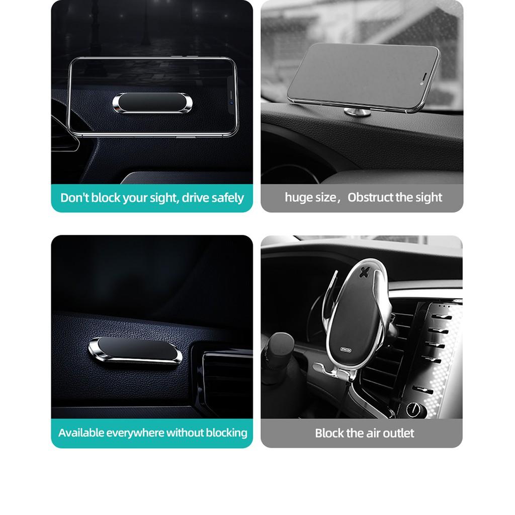 Magnetic Car Phone Holder Universal Bracket for iPhone Huawei Phone Holder Dashboad Car Holder