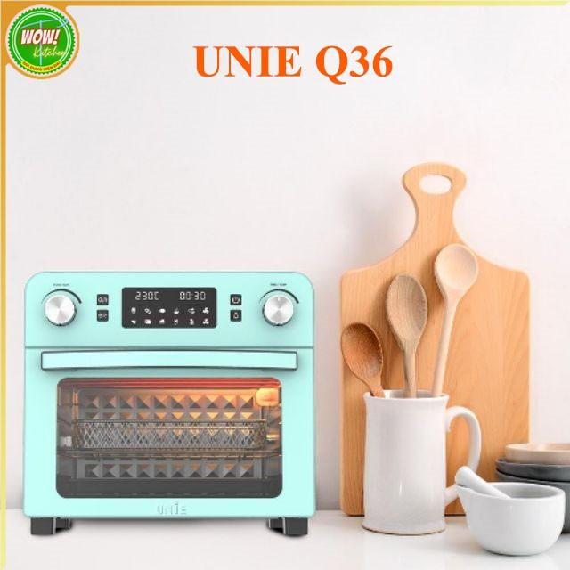 (SẴN HÀNG) Lò nướng kiêm nồi chiên không dầu Unie Q36