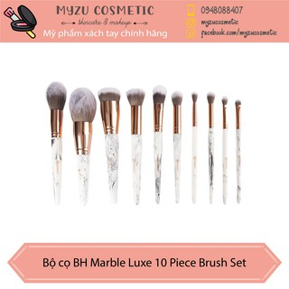 Bộ cọ BH Marble Luxe 10 Piece Brush Set