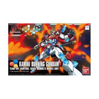 Mô Hình Gundam HG Kamiki Burn