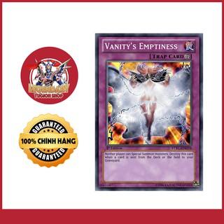 [Thẻ Bài Yugioh Chính Hãng] Vanity's Emptiness