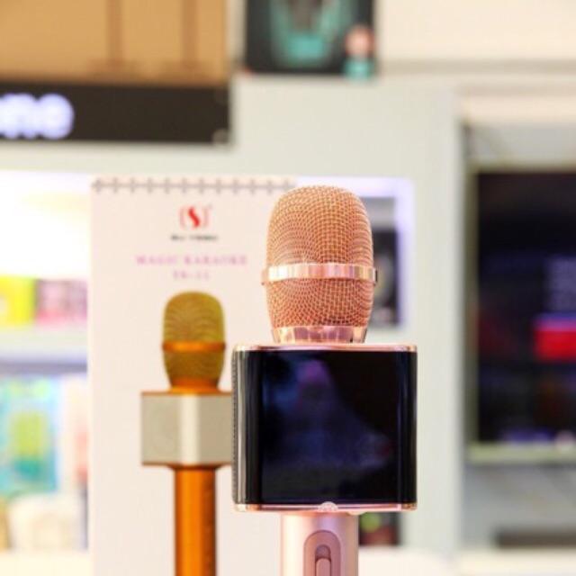 Mic karaoke Ys11 chính hãng,Shop cam kết hàng chất.Có video test