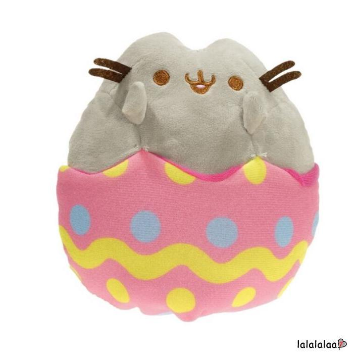 ALL-7in Pusheen The Cat Pusheen With Cookie Plush Soft Toy Stuffed Animal BRAND