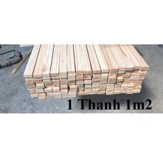 Yêu ThíchGIÁ SALE bó 5 thanh gỗ 1m2x3cm làm đồ handmade,nội thất gỗ