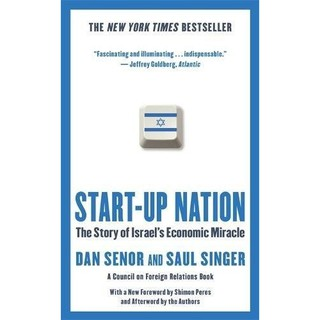 Sách ngoại văn Tiếng Anh Quốc Gia Khởi Nghiệp (Start-Up Nation) thumbnail