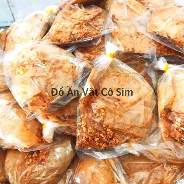 [Mã GROSALEHOT giảm 8% đơn 250K] [Ăn Là Nghiền]Bánh Tráng Xì Ke- Bánh Tráng Tỏi Muối Nhuyễn