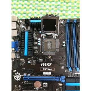 main máy tính bàn H61,B75,G41,H81,B85,H110 bo mạch chủ socket 1150,socket 1151, socket775