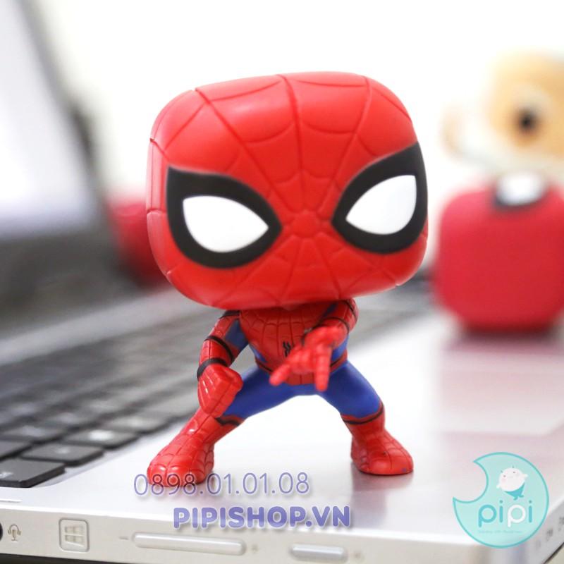 MÔ HÌNH FUNKO POP MARVEL: SPIDER-MAN HOMECOMING (nhân vật trong Avengers) - 3313347 , 1111773400 , 322_1111773400 , 110000 , MO-HINH-FUNKO-POP-MARVEL-SPIDER-MAN-HOMECOMING-nhan-vat-trong-Avengers-322_1111773400 , shopee.vn , MÔ HÌNH FUNKO POP MARVEL: SPIDER-MAN HOMECOMING (nhân vật trong Avengers)