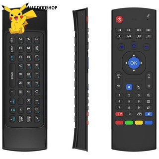 all Double-sided 2.4G air flying mouse keyboard set-top box somatosensory Remote control wireless mouse thumbnail