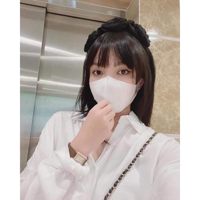 Hộp khẩu trang 3D mask công nghệ Nhật 50 cái Chính hãng