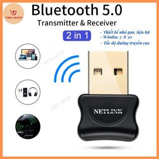USB Bluetooth 5.0 Chính hãng Netlink  B21U23 - Hỗ trợ kết nối giữa các thiết bị