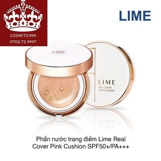 Auth 100% phấn nước lime cushion spf50+ pa+++ hàn quốc -cosmetic999 thumbnail