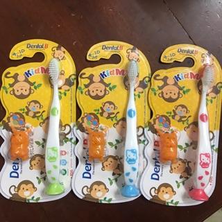 Bàn Chải Đánh Răng Kid M cho trẻ 4-10 tuổi thumbnail