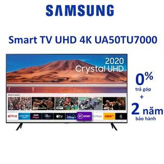 Tivi Samsung Smart 4K 50TU7000 50 inch UHD