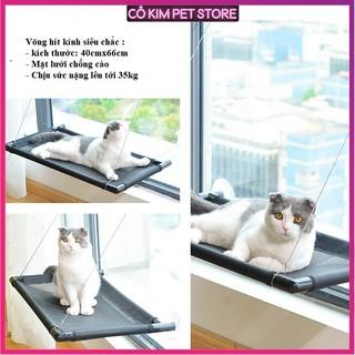 Võng Hít Kính Siêu Chắc Cho Chó Mèo thumbnail