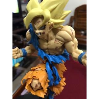 Mô hình tượng songoku cao 20cm nhựa cao cấp tinh xảo