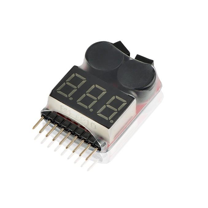 Mạch đo và kiểm tra pin Lipo