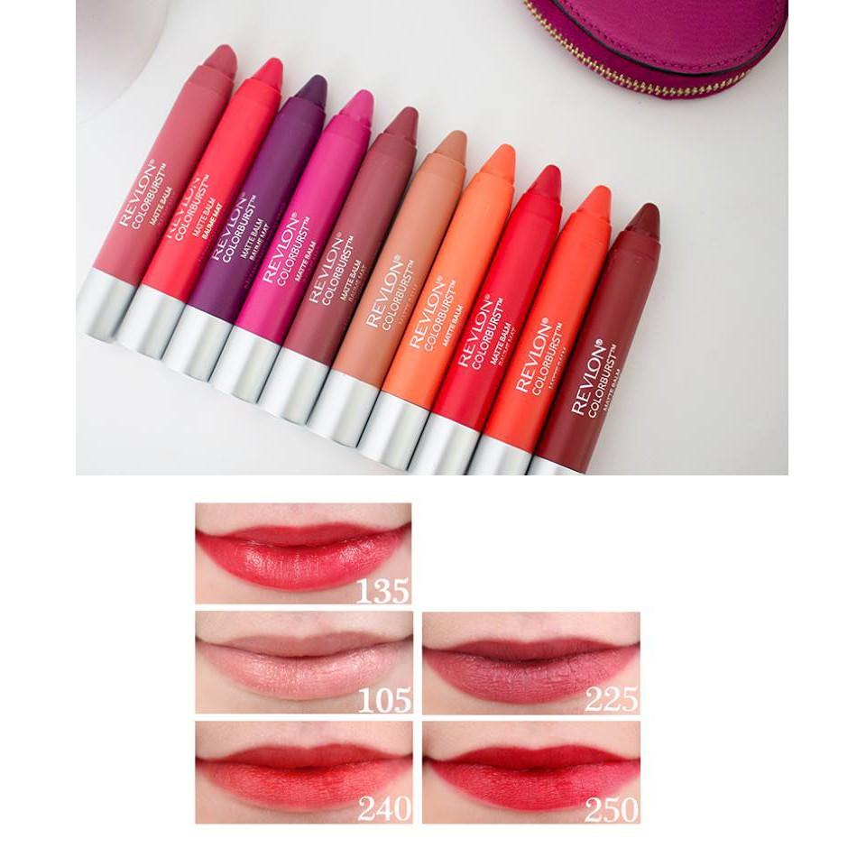 Image result for Revlon Colorburst Matte Balm màu Standout – Giá tham khảo: 220.00 vnđ
