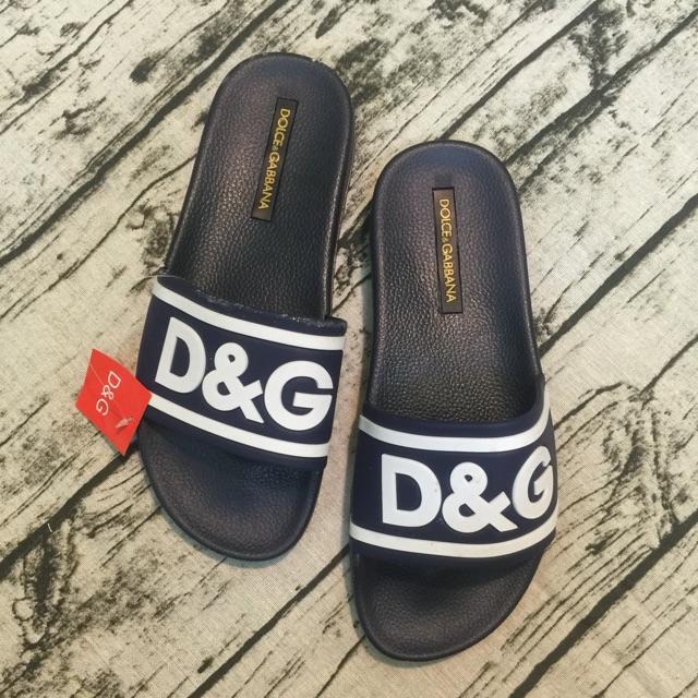 D&G dép casu mêm. Ace để lại size cỡ dé