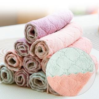 Combo 5 khăn lau bếp đa năng tiện lợi