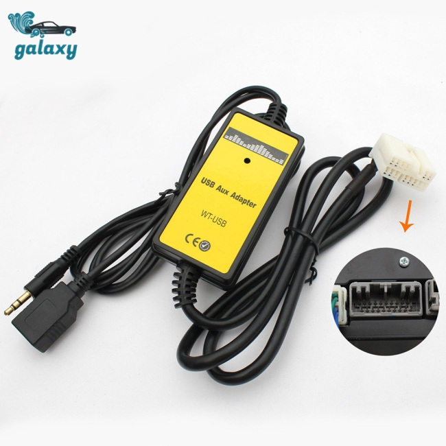 Đầu nối giao điện USB âm thanh máy phát MP3 cho Accord Civic Odyssey S2000 - 14218799 , 2388399334 , 322_2388399334 , 791000 , Dau-noi-giao-dien-USB-am-thanh-may-phat-MP3-cho-Accord-Civic-Odyssey-S2000-322_2388399334 , shopee.vn , Đầu nối giao điện USB âm thanh máy phát MP3 cho Accord Civic Odyssey S2000