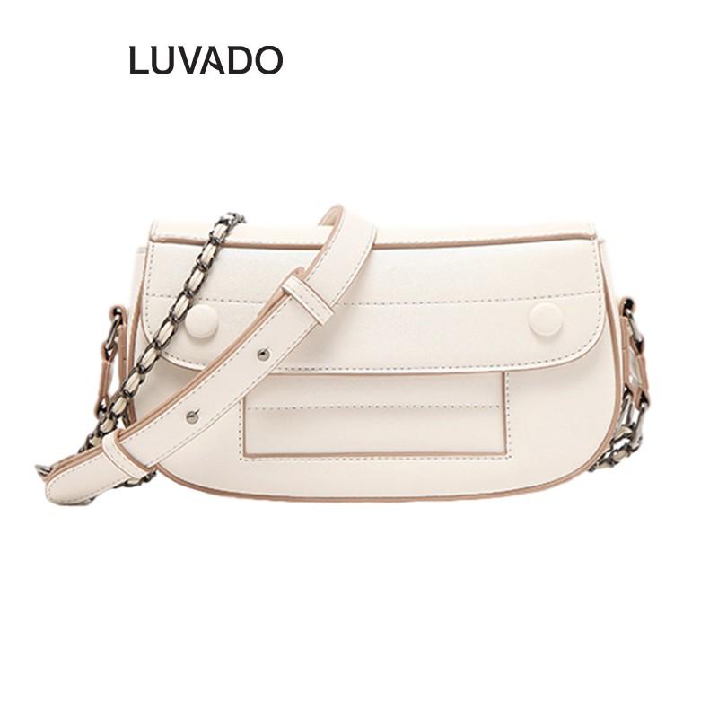 Túi xách nữ cao cấp đeo chéo MICOCAH đẹp giá rẻ thời trang LUVADO TX562