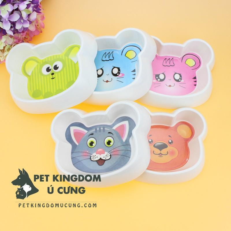 Bát ăn chó mèo - bát phíp tai gấu cartoon - 2838533 , 1048437585 , 322_1048437585 , 25000 , Bat-an-cho-meo-bat-phip-tai-gau-cartoon-322_1048437585 , shopee.vn , Bát ăn chó mèo - bát phíp tai gấu cartoon
