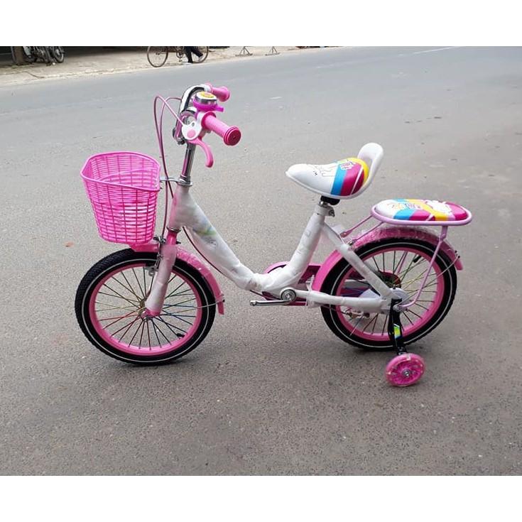 Xe đạp cho bé gái 3-4t, 4-5t, 5-7t (bánh 12/14/16)