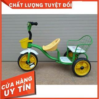 [SIÊU SALE] Xe đạp 3 bánh xích lô kéo (2 ghế) thumbnail