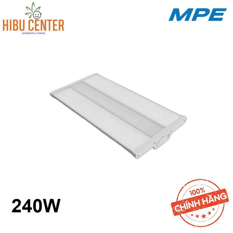 Đèn LED Linear HighBay MPE 100W   150W   200W   240W   300W   400W Ánh Sáng Trắng   Trung Tính   Vàng – Hàng Chính Hãng