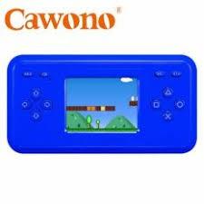 Máy chơi game cầm tay 298 trò chơi NES Cawono RS-28=