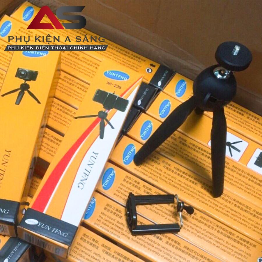 Giá đỡ 3 Chân điện thoại máy ảnh Tripod Yunteng 288 - Yunteng 288