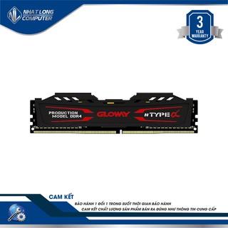 Bộ nhớ trong DDR4 8Gb Buss 2400 36T giá tốt.