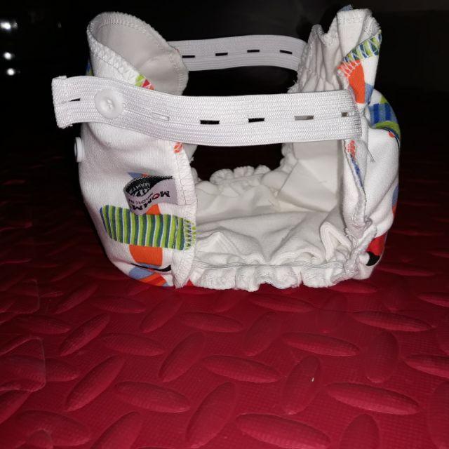 Tã vải -bỉm vải Mommykids, free size (1-24 tháng) 1