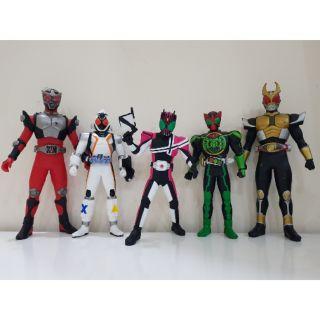 Mô hình Kamen Rider tổng hợp