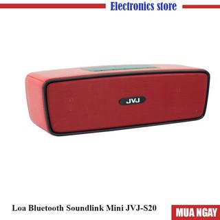 Loa bluetooth karaoke Soundlink mini S20, Loa Bluetooth Không Dây Nghe Nhạc, Đa Chức Năng Âm Thanh có khe cắm Thẻ nhớ