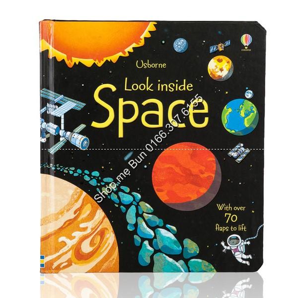 SÁCH Tiếng anh trẻ em - Look inside SPACE - 2619309 , 16085713 , 322_16085713 , 285000 , SACH-Tieng-anh-tre-em-Look-inside-SPACE-322_16085713 , shopee.vn , SÁCH Tiếng anh trẻ em - Look inside SPACE
