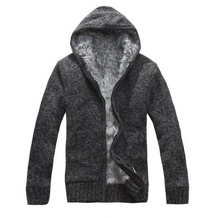 Áo khoác len lót lông AAL157