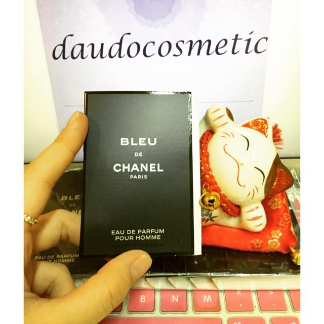 [vial] Nước hoa Chanel Bleu De Chanel Pour Homme 2ml EDP/EDT - 2851306 , 280067341 , 322_280067341 , 99000 , vial-Nuoc-hoa-Chanel-Bleu-De-Chanel-Pour-Homme-2ml-EDP-EDT-322_280067341 , shopee.vn , [vial] Nước hoa Chanel Bleu De Chanel Pour Homme 2ml EDP/EDT