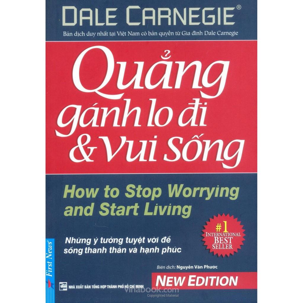 (Sách Thật) Quẳng Gánh Lo Đi Và Vui Sống - Dale Carnegie - 2778737 , 670521126 , 322_670521126 , 76000 , Sach-That-Quang-Ganh-Lo-Di-Va-Vui-Song-Dale-Carnegie-322_670521126 , shopee.vn , (Sách Thật) Quẳng Gánh Lo Đi Và Vui Sống - Dale Carnegie
