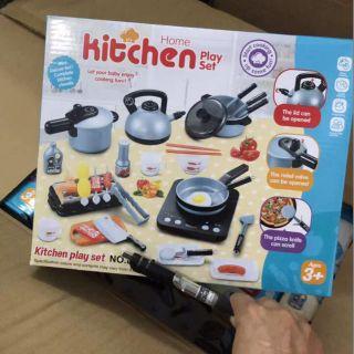 Bếp đồ chơi nấu ăn kitchen
